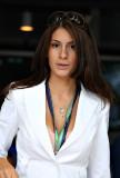Hot F1 fan