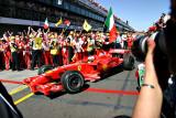 Race winning Kimi