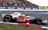 Lewis Hamilton: On the edge