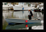 Cruising the Marina