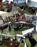 The Court of Mary Queen of Scots at Calaveras Celtic Festival Renaissance faire 2007