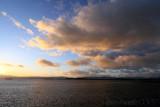 Sunrise at Ushuaïa