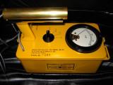 Brass Probe 6306 GM Tube - ENI CD V-700 Geiger Counter