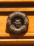 Médaillon de porte