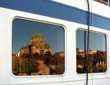 vision du Chateau Frontenac