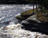 tourbillon de la rivière
