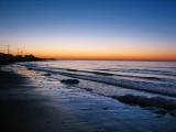 Après le coucher du soleil