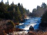 La Petite Rivière Blanche à St-Ulric