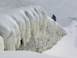 L'escalier de glace