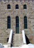 façade de la prison -musée du Québec