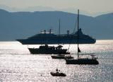 petits et grands bateaux