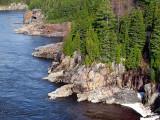 bord du haut Saguenay