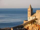 la mer et l'église