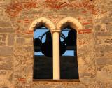 fenêtre aux cloches