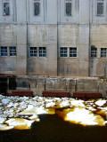 Un des barrages de  Shipshaw