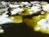 l'accumulation de glace