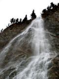 voile de chute, Gaspésie