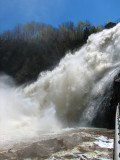 chute de la rivière du loup