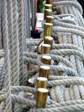 cordages et laiton