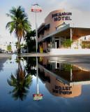 Motel dans l'eau