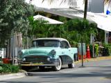 Buick verte pistache