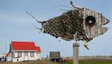 Le poisson volant de saint-Anne-des-Monts