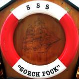 emblème de bois
