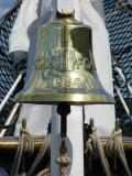 la cloche du trois mâts