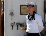 le clin d'oeil du matelot