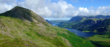 High Crag Buttermere valley