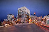 Old Jaffa lights.