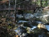 Grider Creek PCT Bridge