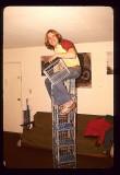 Josiah staking crates