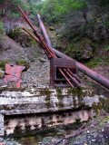 Independence Mine rock crusher - 1 of 2