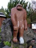 Bigfoot in Willow Creek