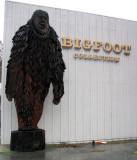 Bigfoot at the Museum