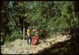 Seiad Valley PCT Trail head June 21, 1976 - my first day on the PCT!