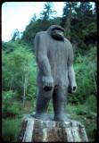 Bigfoot in Willow Creek 1976