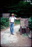 Eagle Creek Trailhead 1977