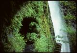 Tunnel Falls tunnel 1977