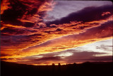 Butte Valley sunrise