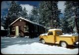 Tennant, California my cabin