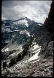 The Mirror Lake Ledge, Kalmia Pass, and Sawtooth Peak