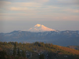 Mt Shasta viewed from Red Buttes