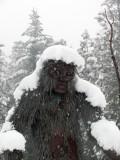 Yeti Sasquatch Snowfoot