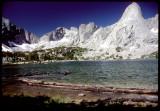 Lonesome Lake and Pingora