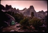 Cirque camp