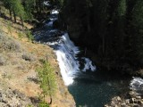 Upper McCloud River Falls