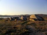 Lake Morena stones