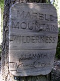 Marble Mountain Wilderness